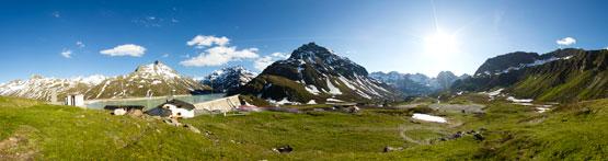 Klettersteig Gargellen